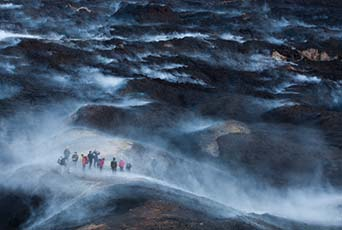 Þórsmörk Volcano Hike