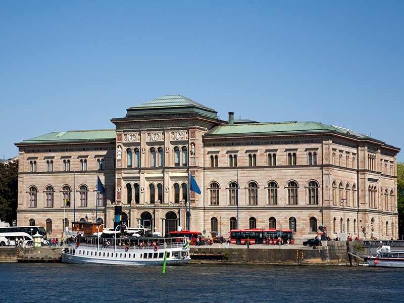 National museum of art Stockholm, Sweden