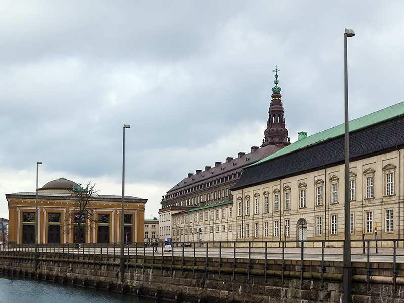 The Thorvaldsen Museum is a single-artist museum in Copenhagen, Denmark, dedicated to the art of Danish neoclassicistic sculptor Bertel Thorvaldsen