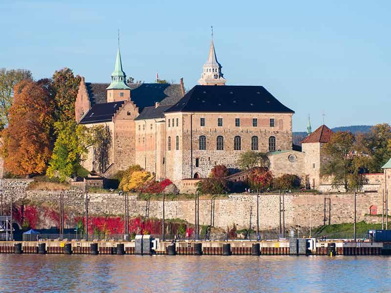 kershus Fortress, Oslo, Norway