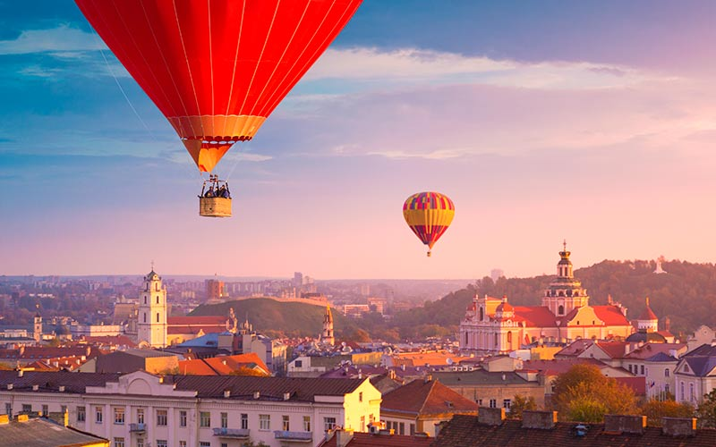Things to do in Lithuania